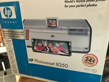 HP Photosmart 8250 Digital Photo Inkjet Printer New In Box