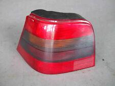 Rückleuchte links VW Golf 4 ORIGINAL Rücklicht rot / schwarz