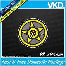Unit Sticker/ Decal - MOTOCROSS Bike Gear AUS KTM LKI MX UTE Vinyl 4x4 JDM DRIFT