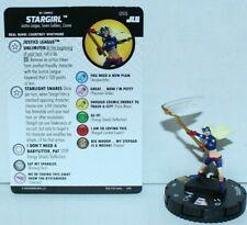 055 Stargirl  -Super Rare- -NM-Justice League Unlimited -DC Heroclix-
