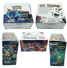 Pokemon  324 Stück GX TCG Booster Box EVOLUTIONS Kunst-Sammelkarten-Geschenk