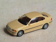 Herpa BMW 3-er E-46 1998 Limousine ocker 2254