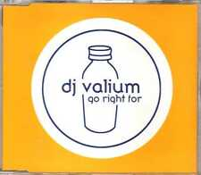DJ Valium - Go Right For - CDM - 2000 - Eurohouse 4TR Airplay Records France