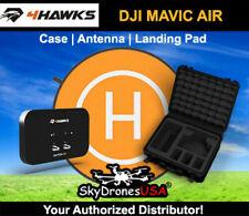 4Hawks | Raptor SR Antenna | Case | Landing Pad for DJI Mavic Air