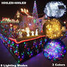 10/30/50/100M LED Fairy String Lights Christmas Tree Xmas Party Wedding Romantic