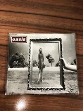 OASIS - WHATEVER - 4 TRACK PICTURE CD SINGLE CRESCD 215