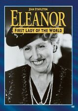 ELEANOR: FIRST LADY OF THE WORLD Region Free DVD - Sealed
