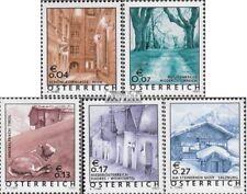 Oostenrijk 2420-2424 postfris 2003 Ferienland Oostenrijk