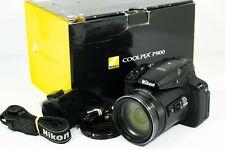 Nikon COOLPIX P900 16.0MP Digital Camera - Huge 83x zoom lens!