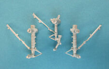 B-29 Superfortress Landing Gear For 1/72nd Scale Airfix Model SAC 72082