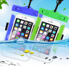 Universal Waterproof Underwater Phone Case Dry Bag Pouch For iPhone Smartphones