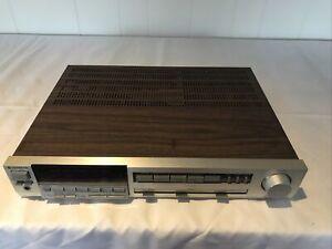Vintage Hitachi AM/FM Tuner power amplifier Model HTA 3000 Parts/repair Only