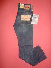 Nouveau homme edwin ED-47 regular straight homme bleu denim jeans-W30 L34-N8