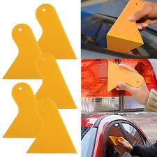 Fiber Bubble Plastic Glass Stickers Window Car Cleaning Tool Squeegee Scraper
