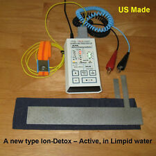 ELPIDd- Electro-Pulsing Ion Detox Dental Ionic Detoxifying Machine aqua foot spa