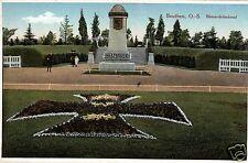 12768/ Foto AK, Beuthen O.S., Bismarckdenkmal ca. 1920