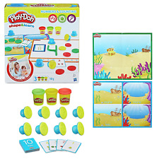 Hasbro Play Doh Playdoh Shape and Learn Numbers and Counting ---  2 + Years
