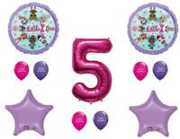LOL Surprise Doll 5th Birthday party Balloons Decoration Supplies