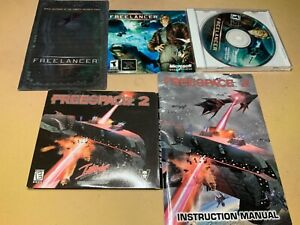 Freespace 2 and Freelancer for the PC!