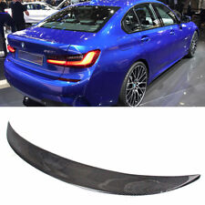 Real Carbon For BMW 3-Series G20 Sedan Performance Trunk Spoiler Wing 330i NEW