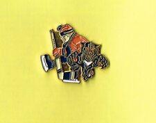 Florida Panthers Goalie NHL Hockey Logo Lapel Hat Pin