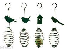 Futterfeder für Meisenknödel 104-FB 28 Vogelfutter Futterhaus Meisenknödelhalter
