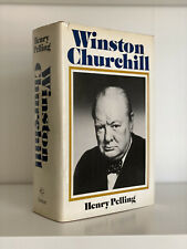 Winston Churchill, Henry Pelling. 1974. 1st Edition USA.
