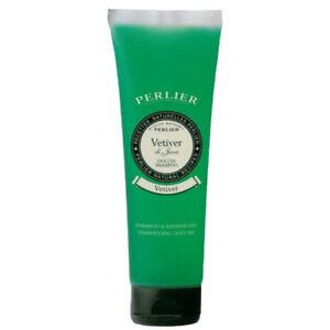 PERLIER - Shampoo Shower Vetiver Classic 8.5oz - 8009740830566 - 8009
