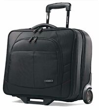 "Samsonite Xenon 2 Mobile Office 15.6"" Laptop / MacBook Pro Wheeled Business Bag"