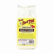 Bobs Red Mill Barley Flour 20 oz NEW, Free Shipping