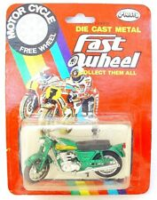 Plasty Germany 1:28 Fast Wheel YAMAHA 750 TOURING MOTORCYCLE MIB`76 RARE!