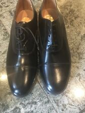 William Chatsworth Dress Shoes Size 11 Bench Made In England