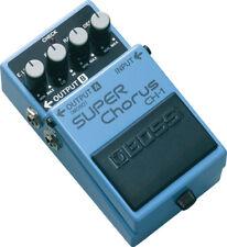 BOSS CH-1 Super Chorus Guitar Effect Pedal NEW