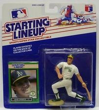 1989 Jose Canseco - Starting Lineup - Slu - Sports Figurine - Oakland Athletics
