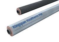 15 x Kingspan Kooltherm Phenolic Foam Pipe Insulation - 20mm x 34mm x 1000mm