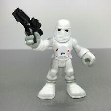 Playskool Star Wars Galactic Heroes HOTH SNOWTROOPER figure snow trooper