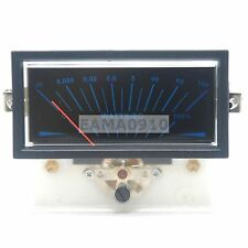 TN-73HS VU meter DB Level Header Amplifier chassis Audio with Backlight