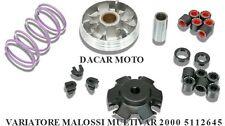 5112645 VARIATORE MALOSSI MULTIVAR 2000 PIAGGIO NTT 50 2T LC