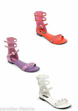 Women's Leather Ankle strap Evening Sandals & Beach Shoes