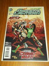 GREEN LANTERN #30 DC COMICS NEW 52 NM (9.4)