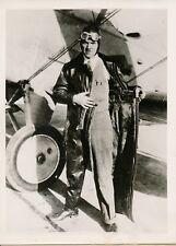 NEW YORK 1932 - Nouvelle Combinaison Aviateur Cuir - PRB 321