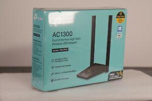 TP-LINK AC1300 Wireless Wi-Fi USB 3.0 Adapter-Black