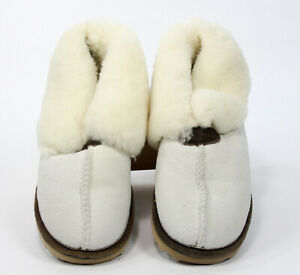 Woman's Sheepskin Booties Size 6