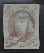 1 VF, BLUE CANCEL, SCOTT $525.00