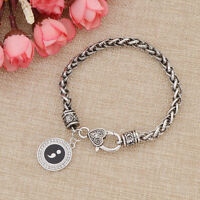 1pc Self Harm Awareness Cutting Suicide Prevention Crystals Silver Jewelry Charm