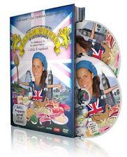 2 DVDs *  DIE KULINARISCHEN ABENTEUER DER SARAH WIENER IN GB  # NEU OVP &