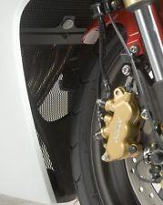 Honda CBR600F 2014 R&G Racing Downpipe Grille DG0005BK Black