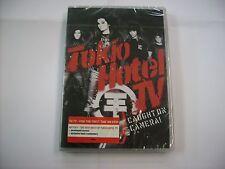 TOKIO HOTEL - CAUGHT ON CAMERA ! - DVD NEW SEALED 2008