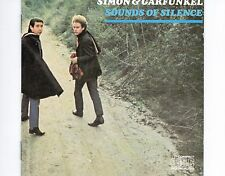 CD SIMON & GARFUNKEL sounds of silence AUSTRIA EX