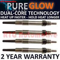 4X FOR SAAB 9-3 1.9 TID TTID 8V 16V DIESEL HEATER GLOW PLUGS GP53404